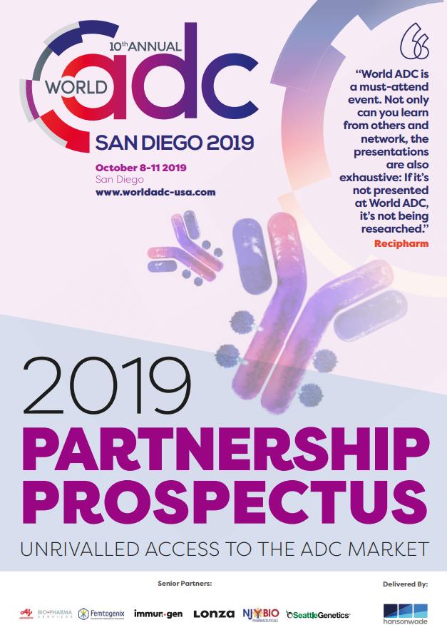 World ADC San Diego Partnership Prospectus